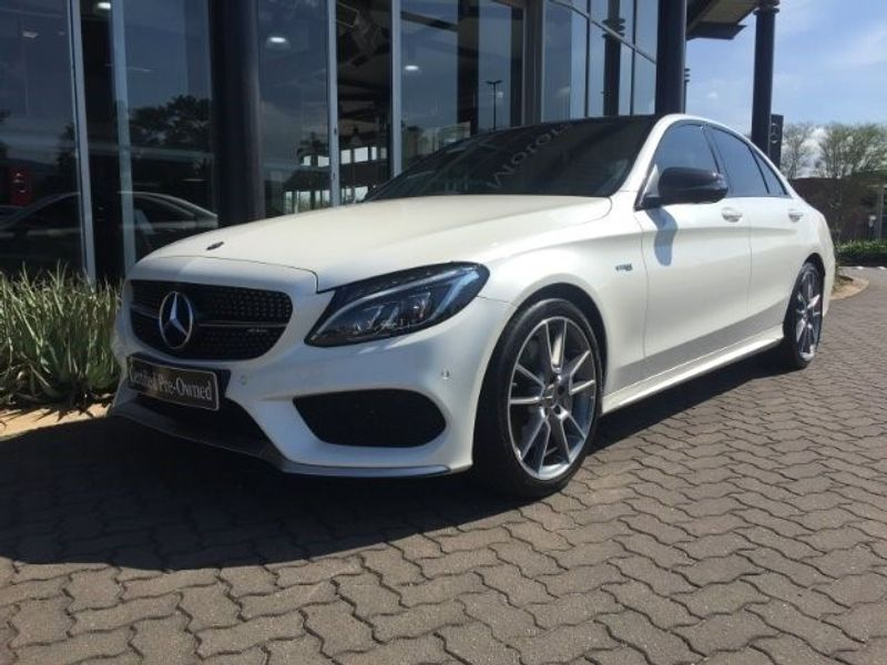 2017 Mercedes-Benz C-Class AMG C43 4MATIC Kwazulu Natal Pietermaritzburg_0