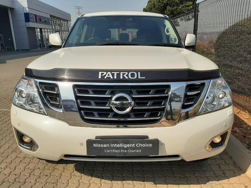 Nissan Patrol 2019 V8