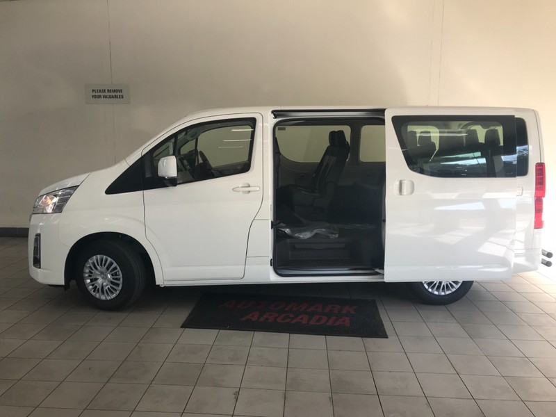 2019 toyota quantum 2 8 gl 11 seat for sale in gauteng