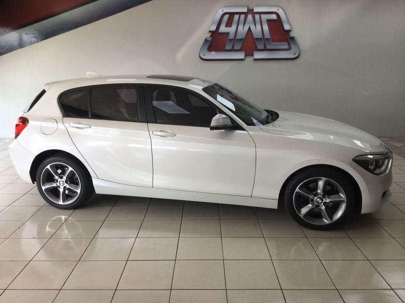 2014 BMW 1 Series 120d 5dr At f20  Mpumalanga Middelburg_0