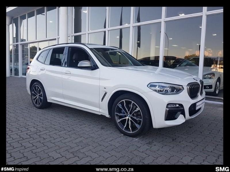 2018 BMW X3 xDRIVE M40i G01 Western Cape Tygervalley_0