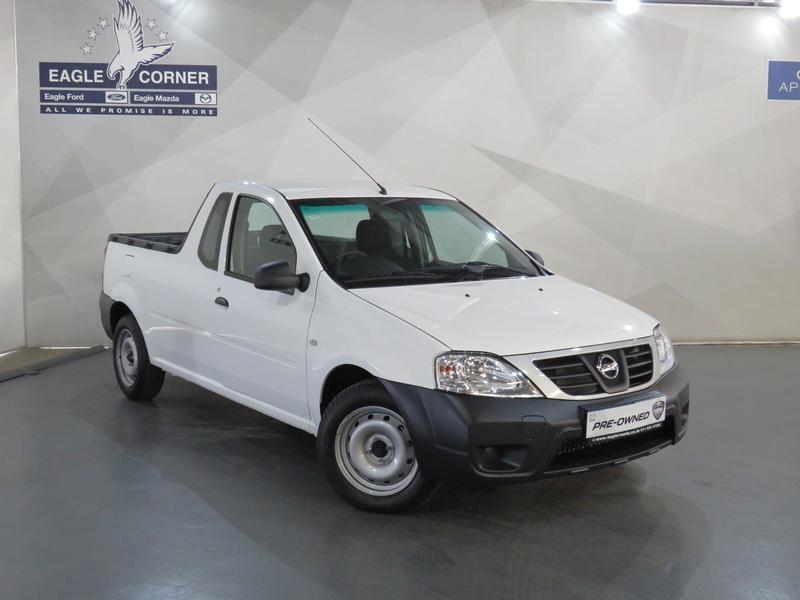 2019 Nissan NP200 1.6  Pu Sc  Gauteng Sandton_0