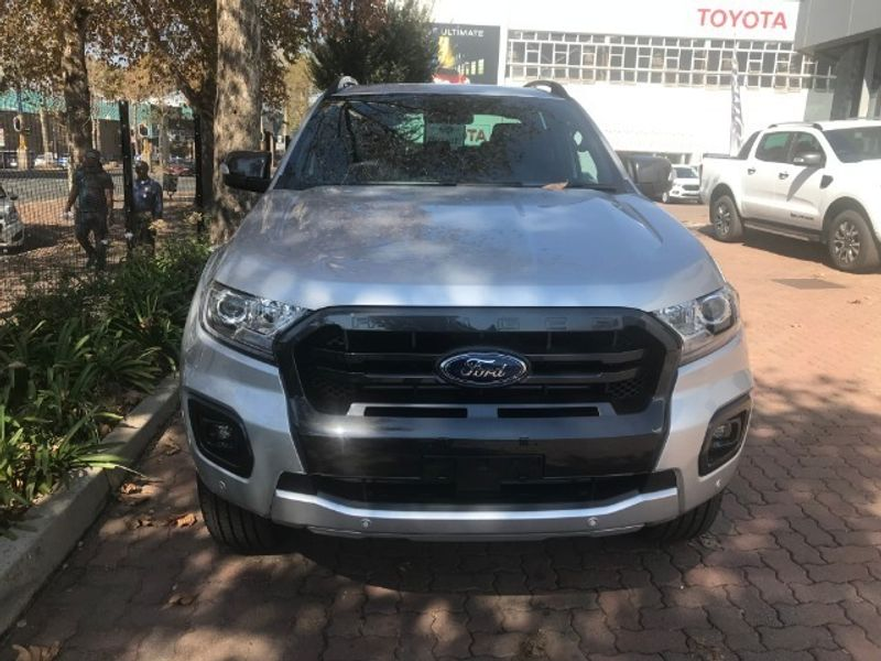 2019 Ford Ranger 2.0TDCi Wildtrak Auto Double Cab Bakkie Gauteng Alberton_0