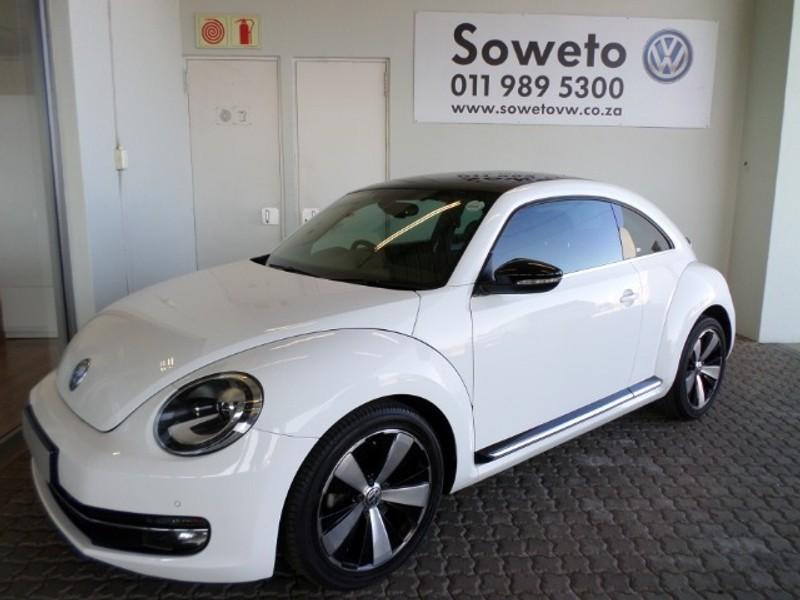 2012 Volkswagen Beetle 1.4 Tsi Sport  Gauteng Soweto_0