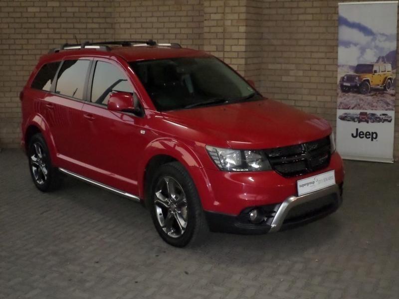 2015 Dodge Journey 3.6 V6 CrossRoad Gauteng Johannesburg_0