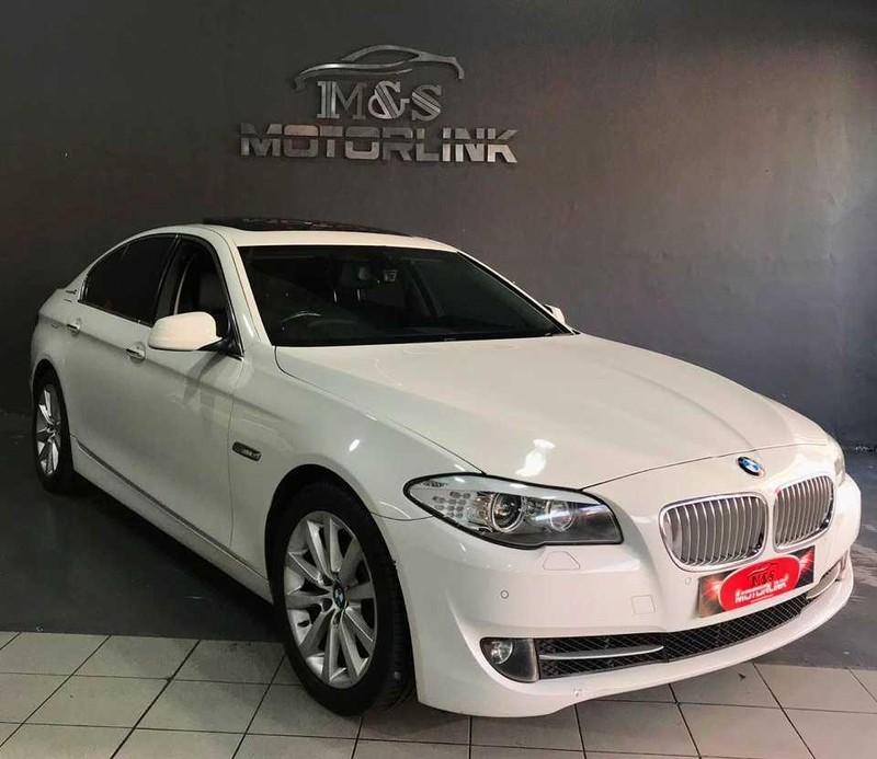 Used BMW 5 Series 535i Activehybrid Luxury Line Auto For