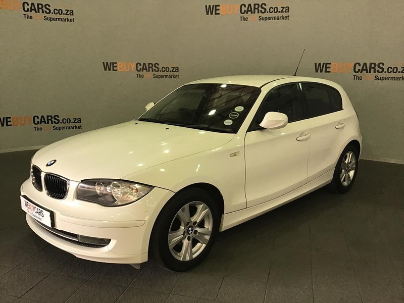 2011 BMW 1 Series 118i At e87  Kwazulu Natal Durban_0