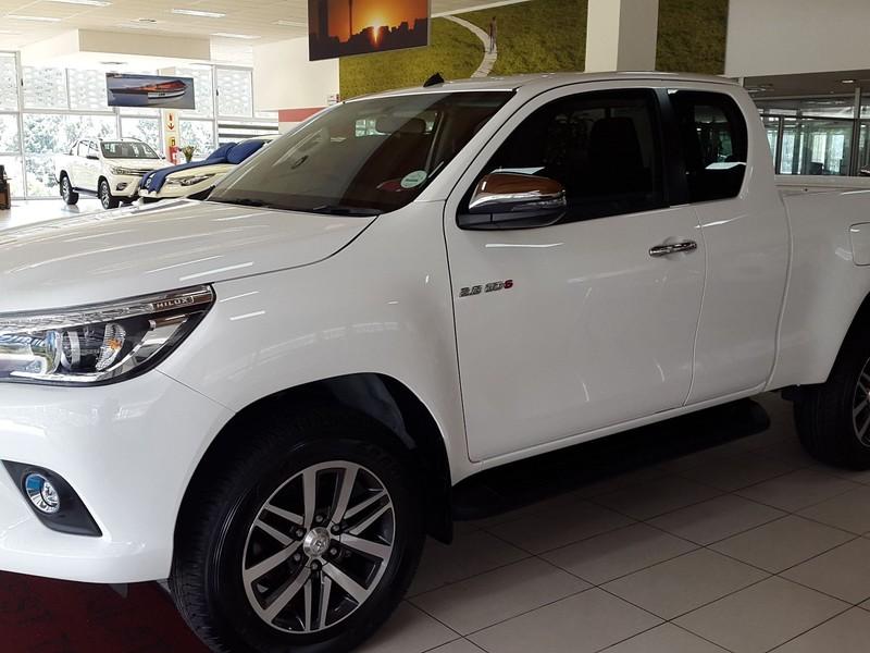 2020 Toyota Hilux 2.8 GD-6 RB Raider 4X4 Auto PU ECAB Kwazulu Natal Hillcrest_0