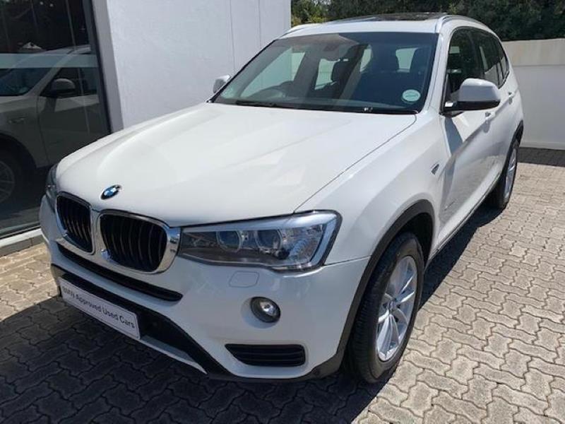 2014 BMW X3 xDRIVE20d Auto Gauteng Johannesburg_0