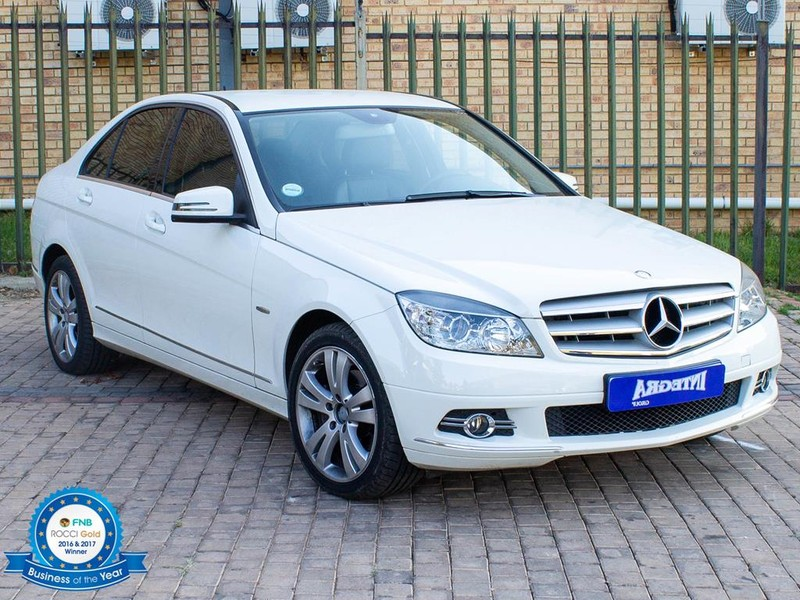 Used Mercedes-Benz C-Class C220 Cdi Classic A/t for sale in
