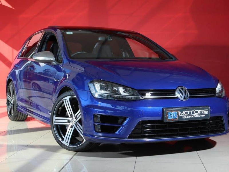 2014 Volkswagen Golf GOLF VII 2.0 TSI R DSG North West Province Klerksdorp_0