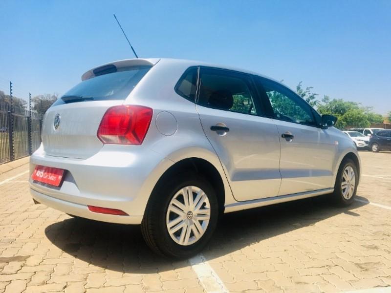 2018 Volkswagen Polo Vivo 1.4 Trendline 5-Door Gauteng Centurion_0