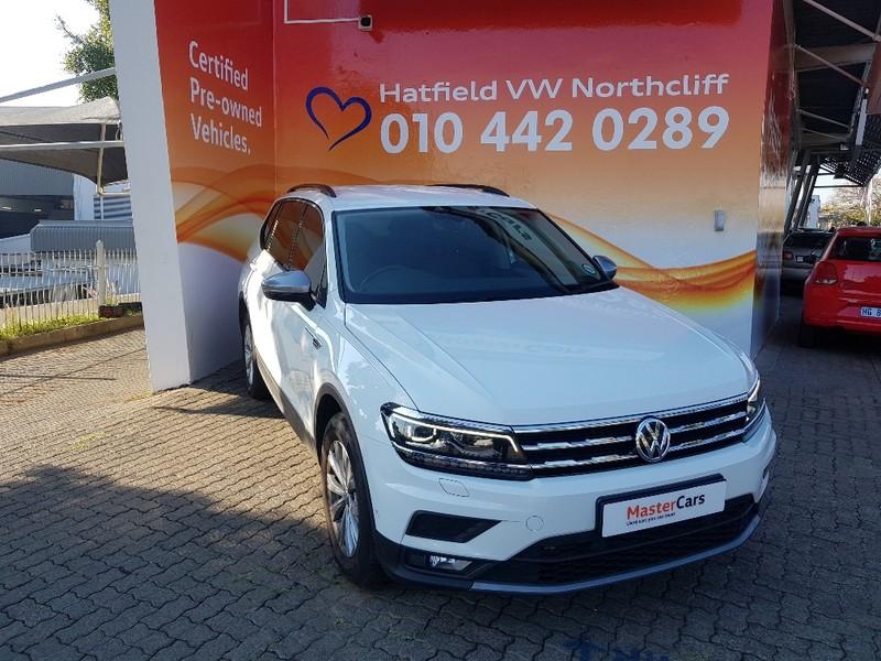 2018 Volkswagen Tiguan Allspace 1.4 TSI Trendline DSG 110KW Gauteng Randburg_0