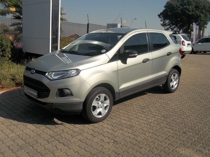 2016 Ford EcoSport 1.5TiVCT Ambiente Gauteng Johannesburg_0