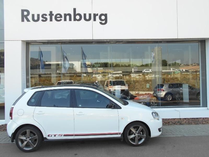 2017 Volkswagen Polo Vivo GP 1.6 GTS 5-Door North West Province Rustenburg_0