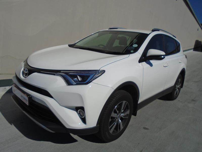 2019 Toyota Rav 4 2.0 GX CVT Gauteng Rosettenville_0