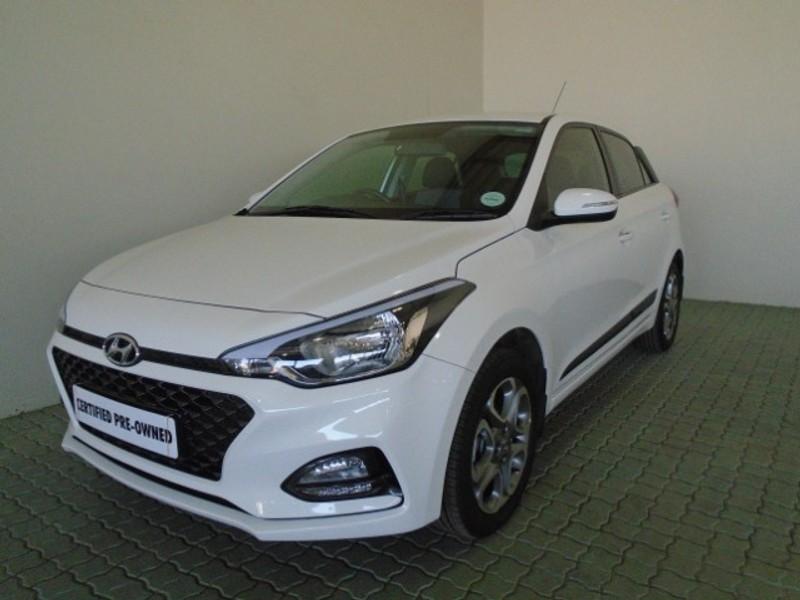 2018 Hyundai i20 1.4 Fluid Gauteng Johannesburg_0