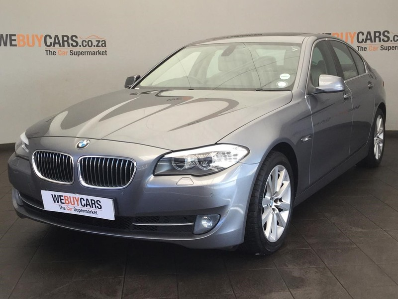 2012 BMW 5 Series 520i At f10  Gauteng Centurion_0