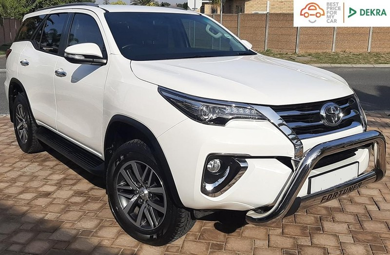 2017 Toyota Fortuner 2.8GD-6 4X4 Auto Western Cape Goodwood_0