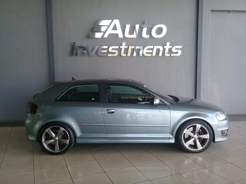 2010 Audi S3 Small Sports Car Gauteng Vanderbijlpark_0