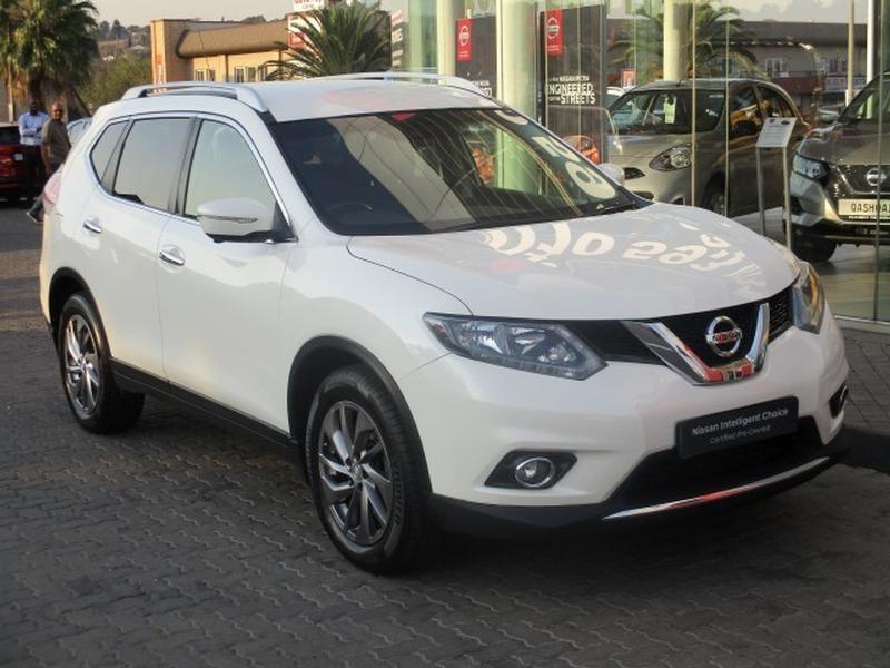 2017 Nissan X-trail 2.5 SE 4X4 CVT T32 Gauteng Alberton_0