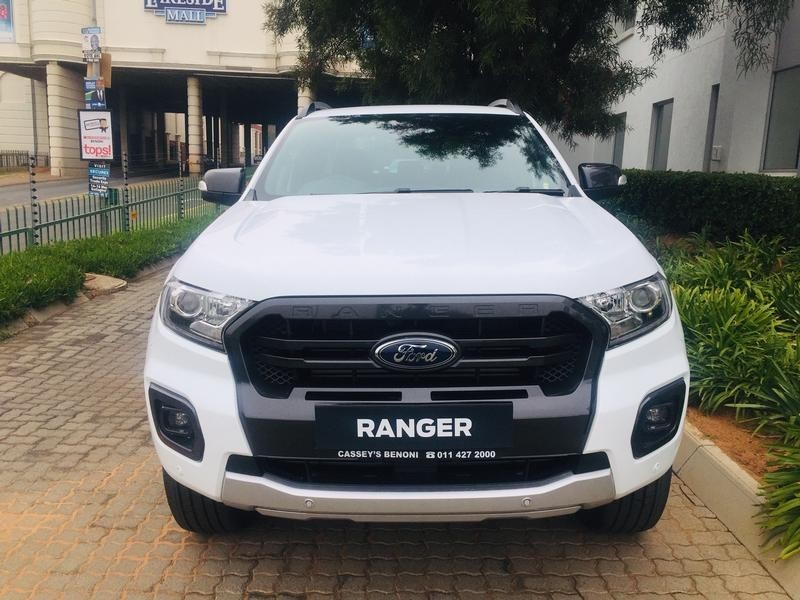 2019 Ford Ranger 3.2TDCi Wildtrak Auto Double Cab Bakkie Gauteng Johannesburg_0