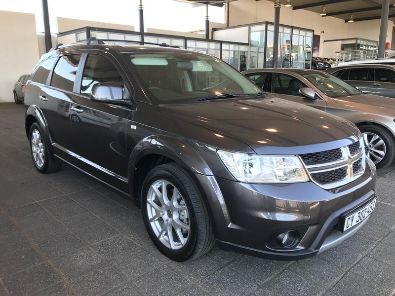 2016 Dodge Journey 3.6 V6 Rt At  Gauteng Midrand_0