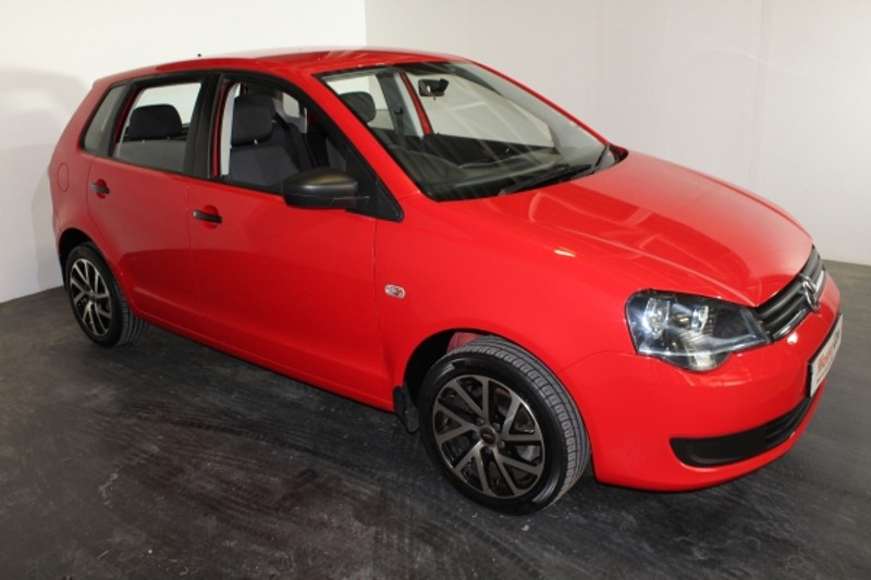 2016 Volkswagen Polo Vivo GP 1.4 Conceptline 5-Door Eastern Cape East London_0