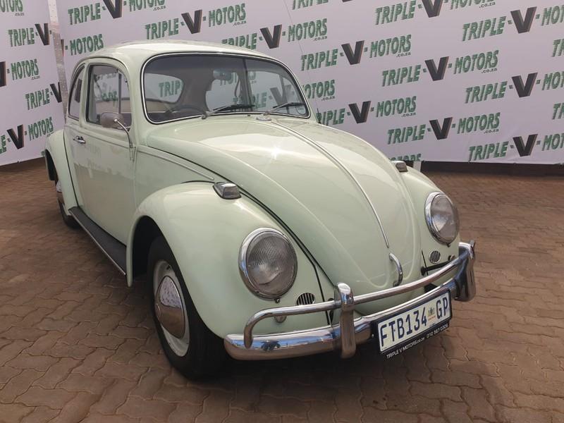1967 Volkswagen Beetle 1300  Gauteng Pretoria_0