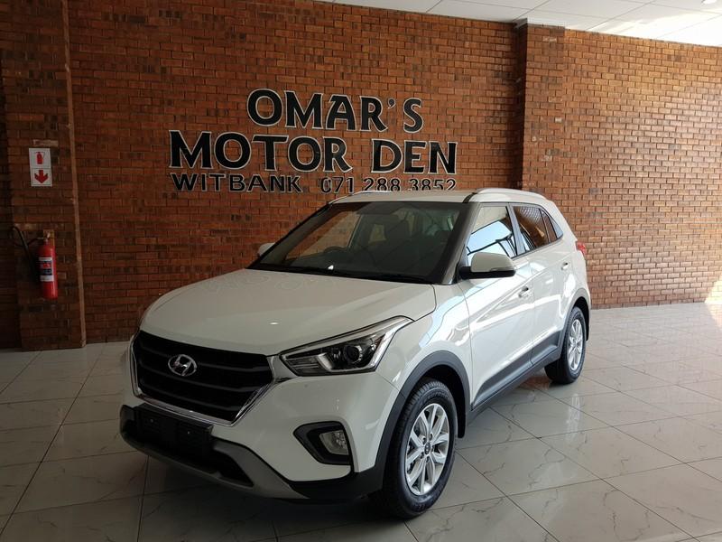 Used Hyundai Creta 1 6 Executive Auto For Sale In Mpumalanga Cars