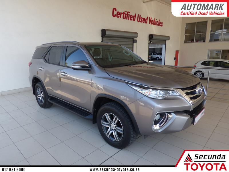 2016 Toyota Fortuner 2.4GD-6 RB Mpumalanga Secunda_0