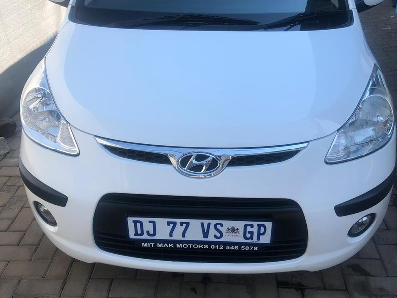Used Hyundai I10 1 2 Gls A T Fsh Spare Key For Sale In Gauteng