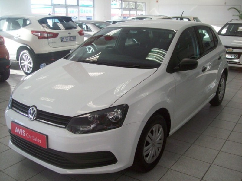 2018 Volkswagen Polo Vivo 1.4 Trendline 5-Door Eastern Cape East London_0