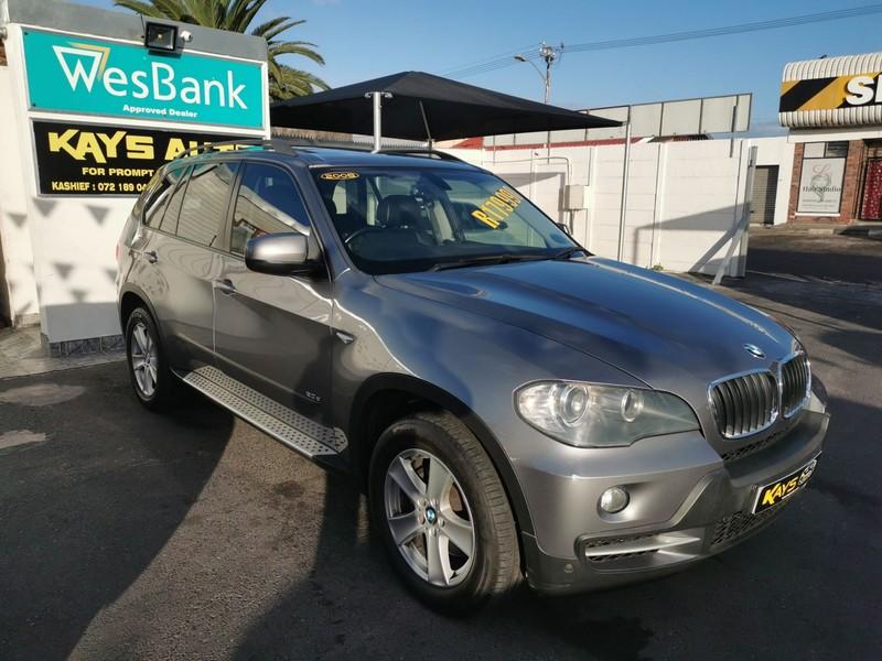 2008 BMW X5 3.0d At  Western Cape Athlone_0