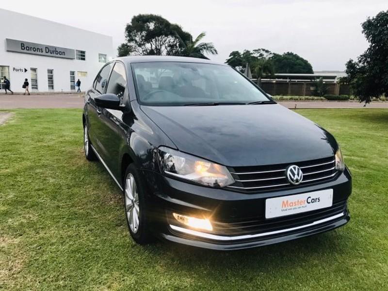 2016 Volkswagen Polo GP 1.5 TDi Comfortline Kwazulu Natal Durban_0