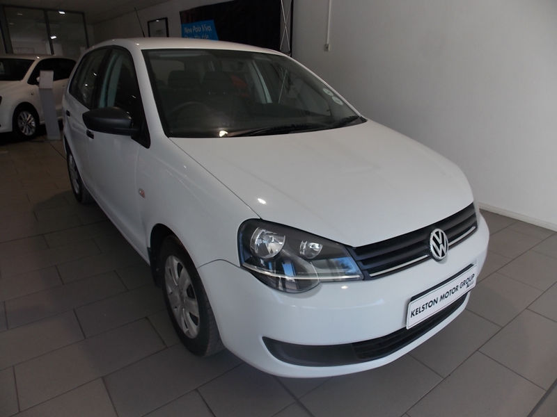 2015 Volkswagen Polo Vivo GP 1.4 Conceptline 5-Door Eastern Cape Port Elizabeth_0