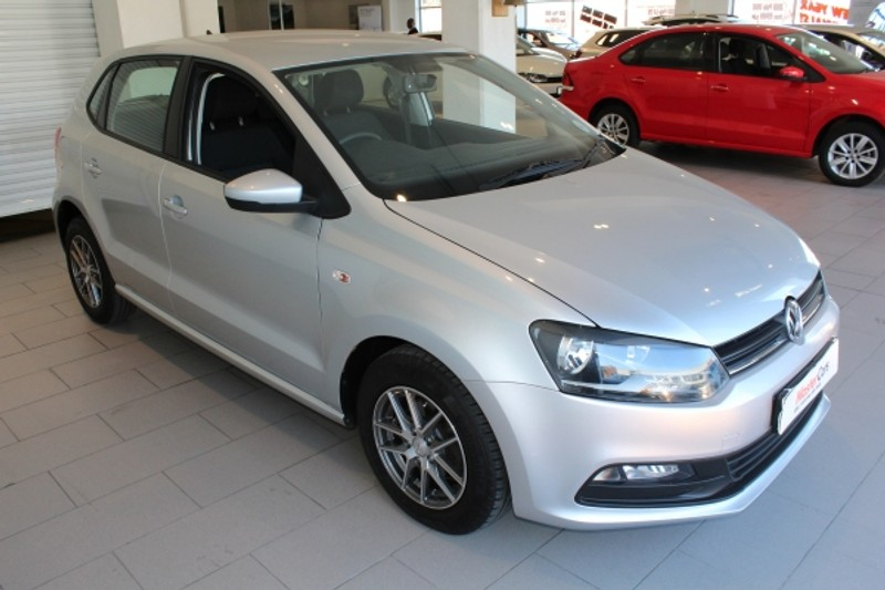 2018 Volkswagen Polo Vivo 1.4 Comfortline 5-Door Eastern Cape East London_0