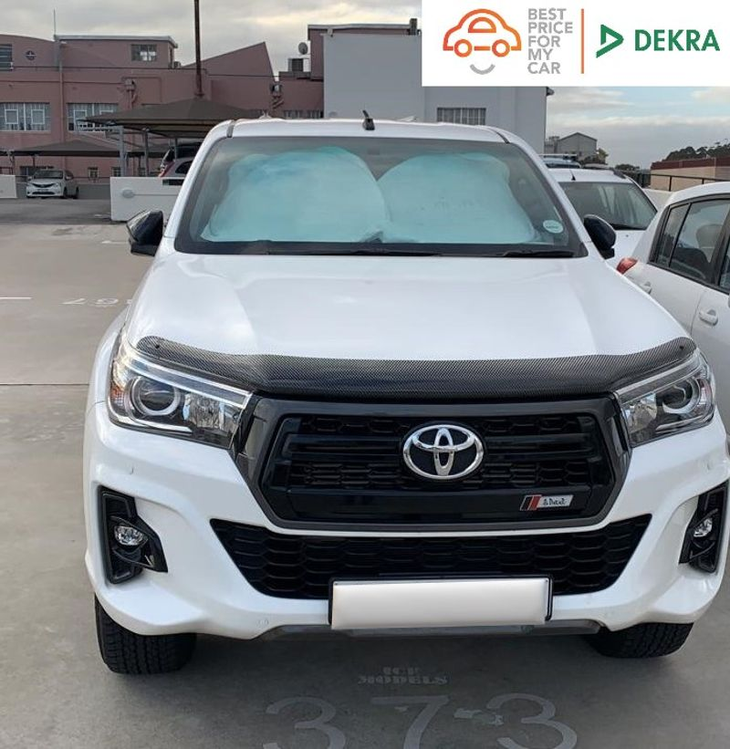 2018 Toyota Hilux 2.8 GD-6 Raider 4X4 Auto Double Cab Bakkie Western Cape Goodwood_0