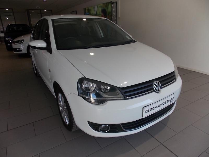 2016 Volkswagen Polo Vivo GP 1.6 Comfortline Eastern Cape Port Elizabeth_0