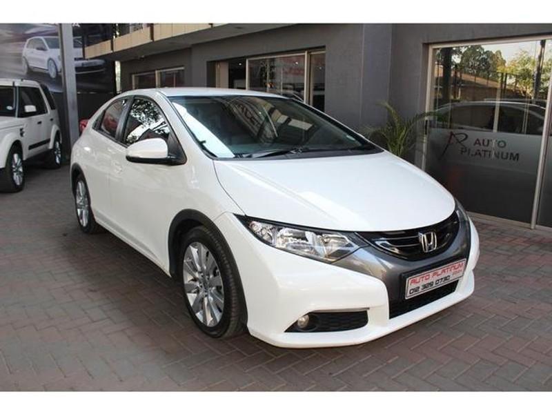 2012 Honda Civic 1.8 Executive 5dr  Gauteng Pretoria_0