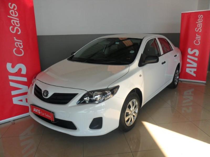 2018 Toyota Corolla Quest 1.6 Auto Kwazulu Natal Pinetown_0