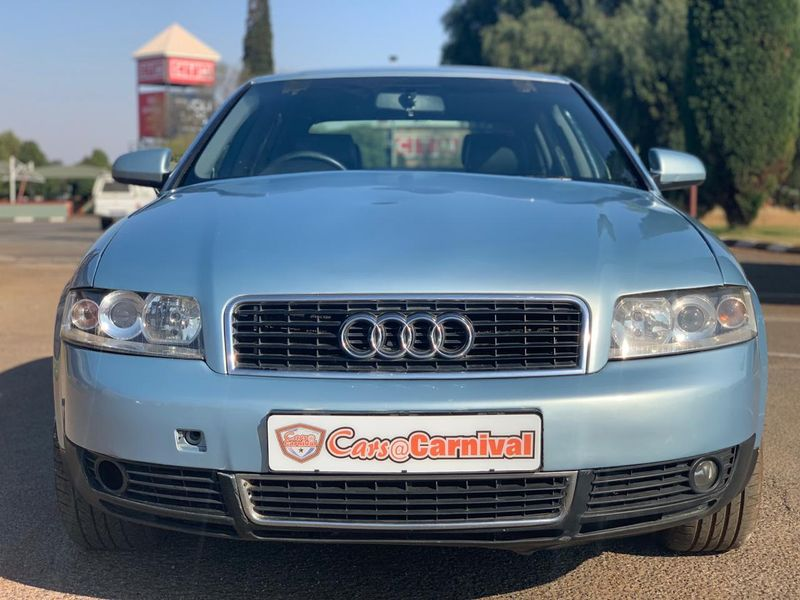 Used Audi A4 1 9 Tdi Manual with SUNROOF for sale in Gauteng - Cars