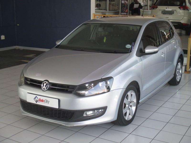 2011 Volkswagen Polo 1.6 Tdi Comfortline 5dr  Gauteng Nigel_0