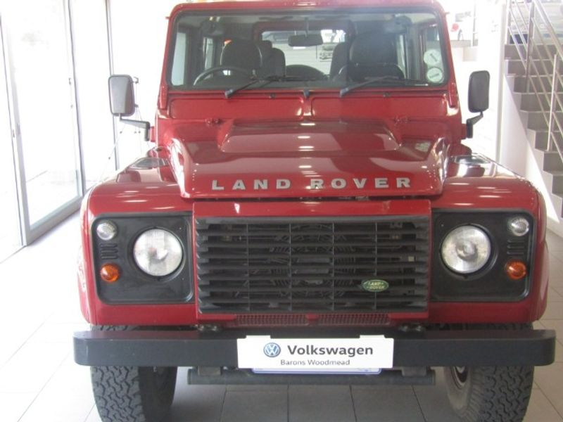 2009 Land Rover Defender Puma 90 Sw  Gauteng Sandton_0