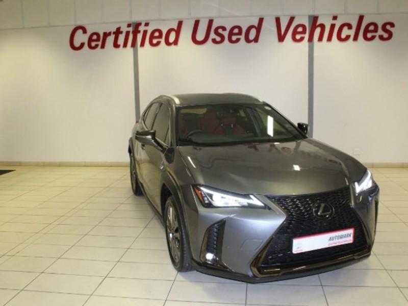 2019 Lexus UX 200 F-Sport Western Cape Stellenbosch_0