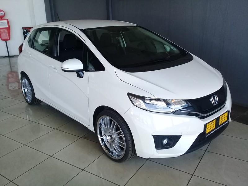 2017 Honda Jazz Small student Car Gauteng Vanderbijlpark_0