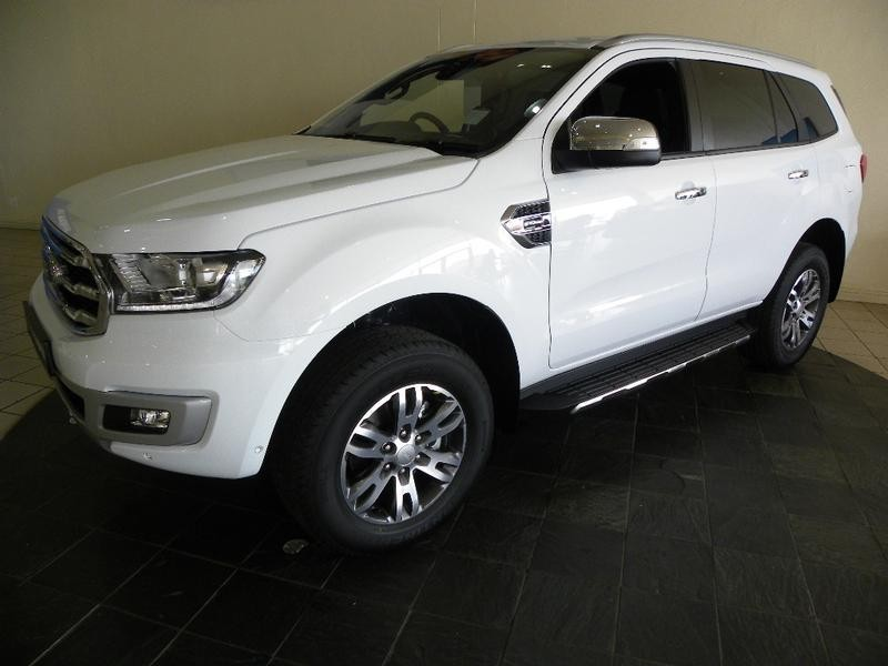 2019 Ford Everest 2.0D Bi-Turbo LTD 4X4 Auto Gauteng Springs_0