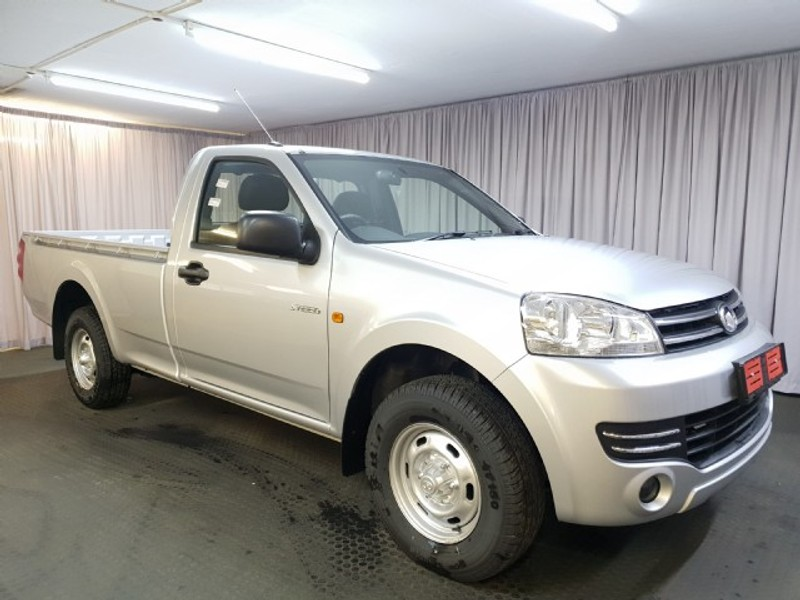 Used GWM Steed 5 2 2 MPi Workhorse Single Cab Bakkie for
