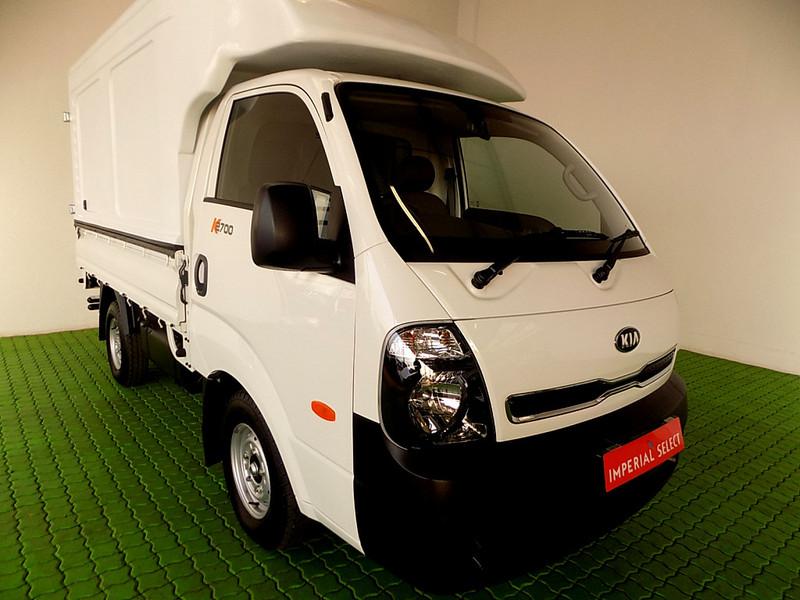 Used Kia K2700 Workhorse P/u S/c for sale in Gauteng - Cars