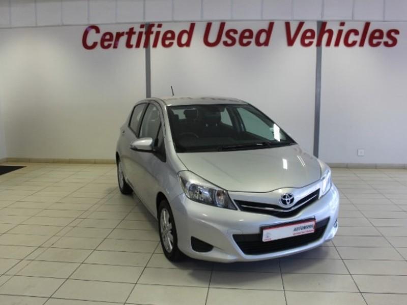 2012 Toyota Yaris 1.3 Xs 5dr  Western Cape Stellenbosch_0
